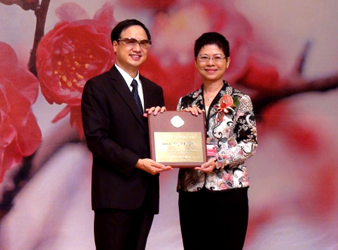 山達基教會八度榮獲績優宗教團體獎