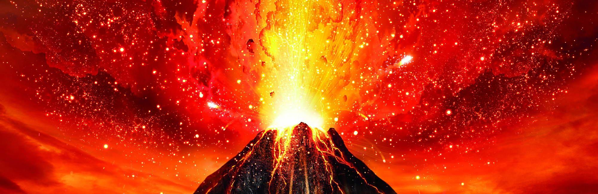 戴尼提火山